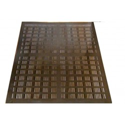Tapis a propolis marron 420x510