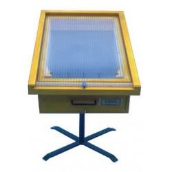 Pied tournant pour solarwax