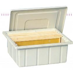 Caisse de recolte (cadre dadant)