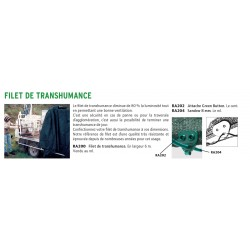Oeillet filet transhumance u