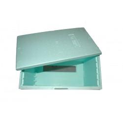 Ruchette polystyrene bleue dt 6