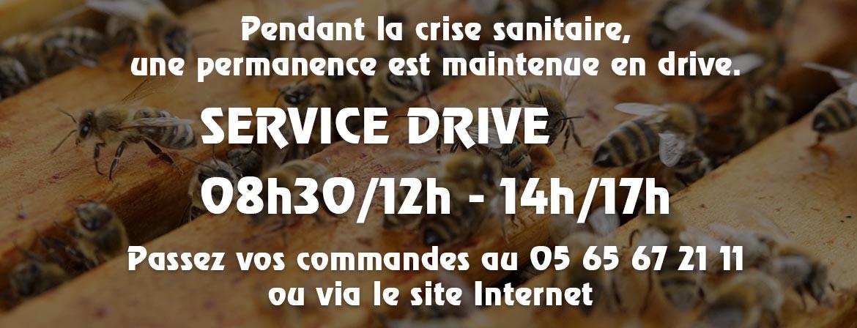 Service Drive